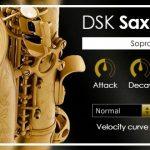DSK Music DSK Saxophones — плагин саксофона