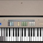 Martinic Combo Model F — синтезатор органа