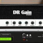 Damy Fx DR Gain — Эффект усилителя Marshall