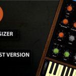 Pianovintage JEM SX1000 — виртуальный синтезатор