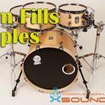 Drum Fills — Сэмплы драм переходов
