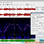 Sonic visualiser — Программа для визуального анализа трека