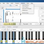 Gadwin Rockmer — Программа для работы с табулатурой и нотами