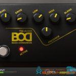 TSE Audio BOD — Эффект овердрайва