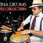 Latina Drums — Сэмплы ударных и перкуссий для латинской музыки