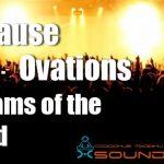 Овации, аплодисменты, ликования толпы — Сэмплы wav и mp3