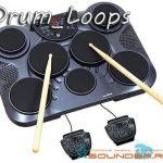 Deep House Drum Loops — Сэмплы ударных инструментов