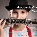 Acoustic Clarinet Samples — Небольшая коллекция сэмплов Кларнета