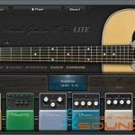 Ample Guitar M Lite II — Сэмплированная акустическая гитара