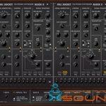 KORG PS-3300 — Многофункциональный бесплатный VSTi синтезатор (X32, X64, MAC OSX)