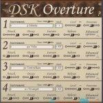 Overture — Бесплатный плагин классических музыкальных инструментов