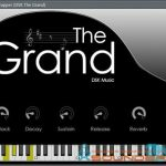 The Grand — Сэмплированный синтезатор рояля от DSK
