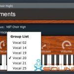 NST Vocal Choir — Выборочная хоровая библиотека в формате VST