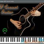 MF Concert Guitar — Сэмплированный плагин концертной гитары