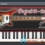 Project16 Picked Bass — Плагин знаменитой электро гитары Rickenbacker 4001