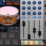 Cherry Snare — Синтезатор малого барабана из вишневого дерева (х32, х64, Mac)