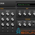 Sanford Reverb — Универсальный стерео ревербератор VST (x32, x64)
