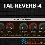TAL-Reverb-4 — Высококачественная ретро-реверберация (x32, x64, Mac OSX)