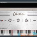 ELECTRIX — Плагин электрического пианино Hohner Electra Piano T (X32, X64, MACOS)