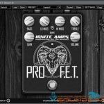 Pro F.E.T. — Эффект гитарного искажения. Победитель KVRDC18 (x32, x64, Mac)