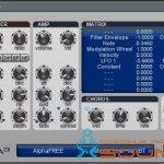 Free Alpha — Лёгкий 32-голосный синтезатор (x32, x64, Mac)
