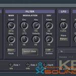 Kern — Бесплатный полифонический синтезатор (x32, x64, Mac)