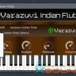 Varazuvi Indian Flute — Сэмплированный VST инструмент индийской флейты (x32, x64)