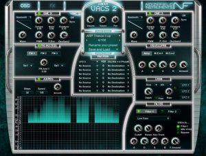 Noizefield VACS – Клубный синтезатор