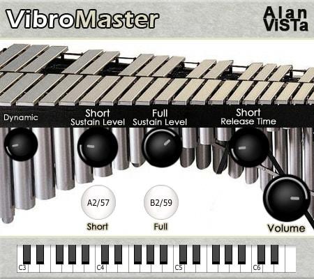Alan ViSTa VibroMaster скриншот