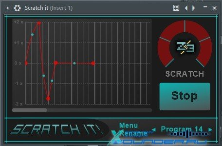 Скрэтч для FL Studio
