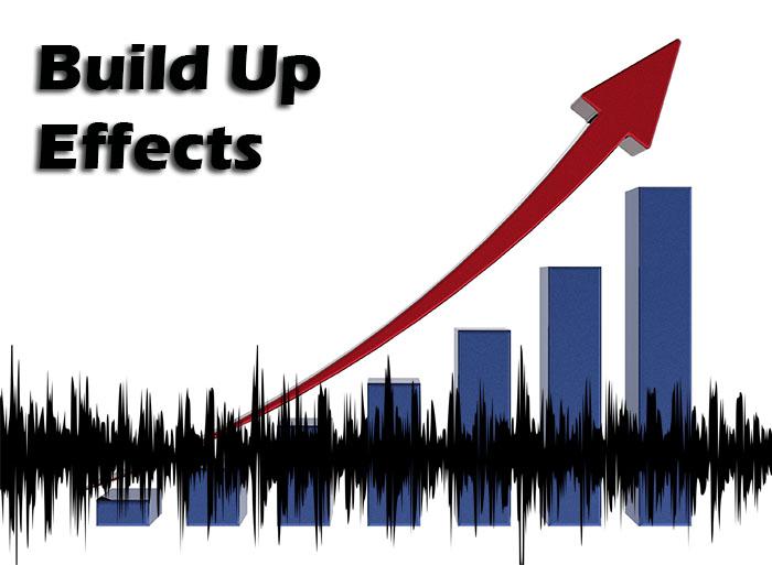 Шокирующие Build Up эффекты