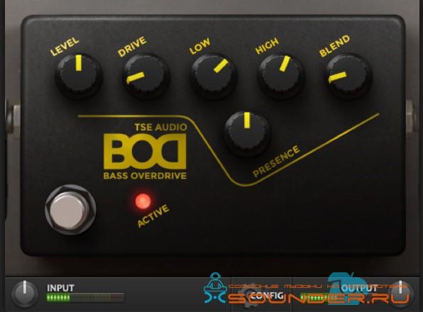 TSE Audio BOD vst плагин