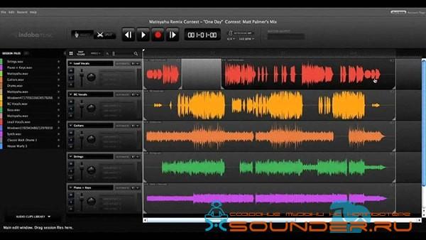IndabaMusic Mantis создание музыки онлайн