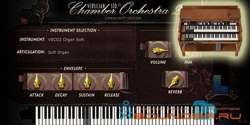 синтезатор органа