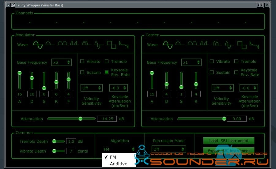 FM-синтезатор