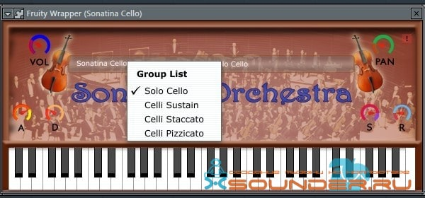 cello vst instrument