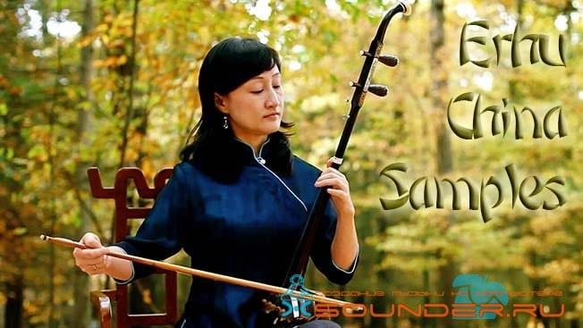 Китайская скрипка