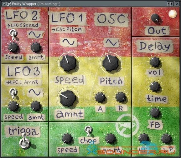 монофонический синтезатор
