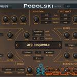 Podolski — Ещё один синтезатор от U-HE (Windows, Mac, Linux)