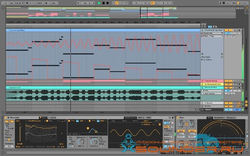 Новая версия Ableton Live