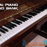 Kawai Piano Sound Bank — Банк сэмплов пианино в формате SFZ