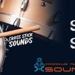 Sidestick Samples — Барабанные сэмплы сайд-стик (рим-клик или кросс-стик)