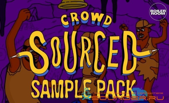 Crowdsourced samples