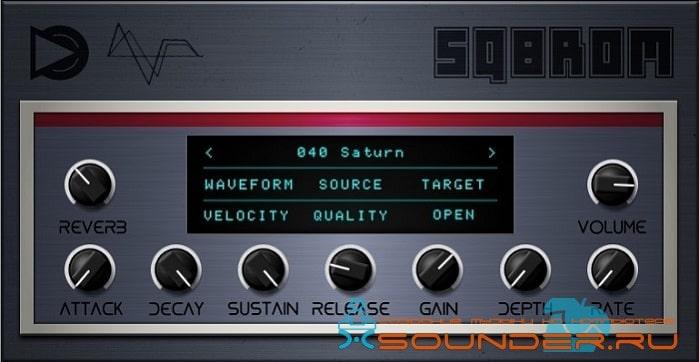 Эмуляция синтезатора Ensoniq 80