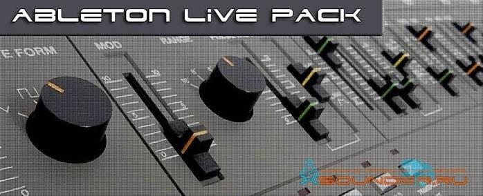 SH-101-FX Ableton Live