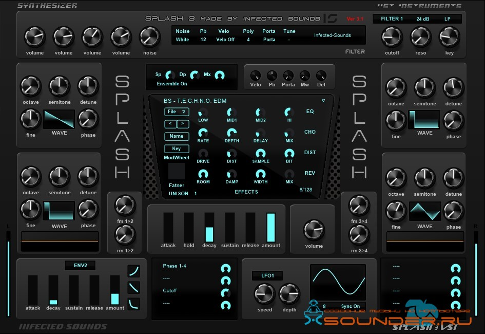 SPLASH 3 скриншот